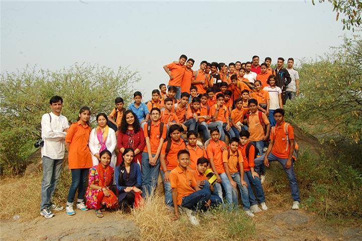 Vidyantriksh Senior Secondary School-Trekking