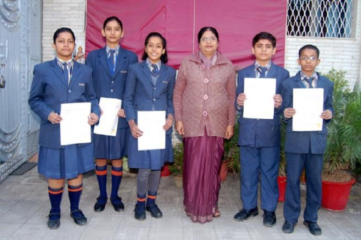 Vijaya Senior Secondary School-Achievements