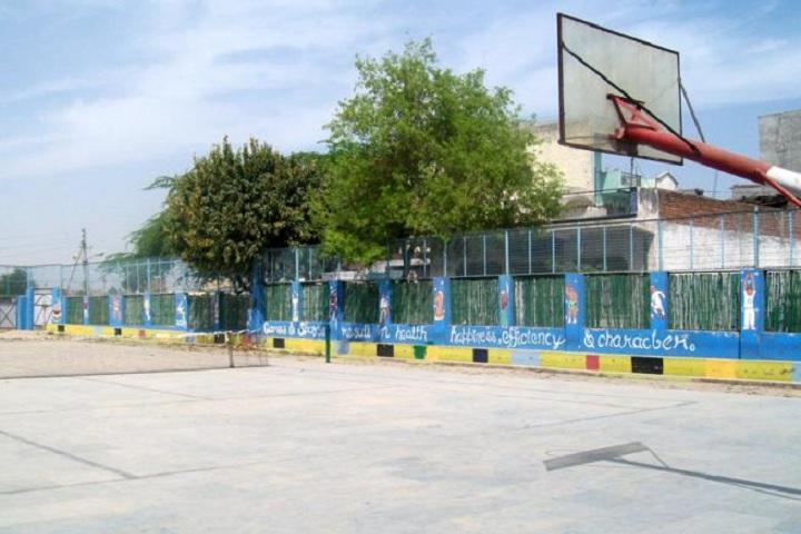 Vijaya Senior Secondary School-Play Ground