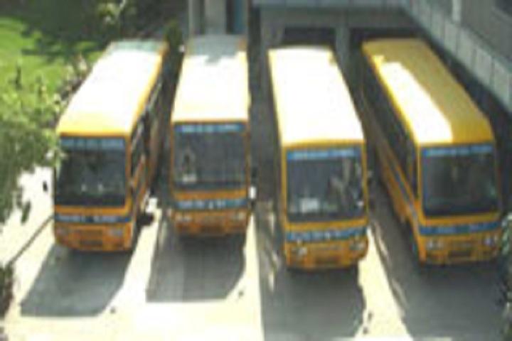Vijaya Senior Secondary School-Transport