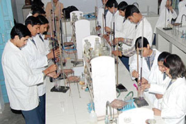 Vijaya Senior Secondary School-Chemistry Lab