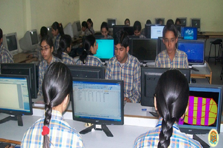 Vijaya Senior Secondary School-IT Lab