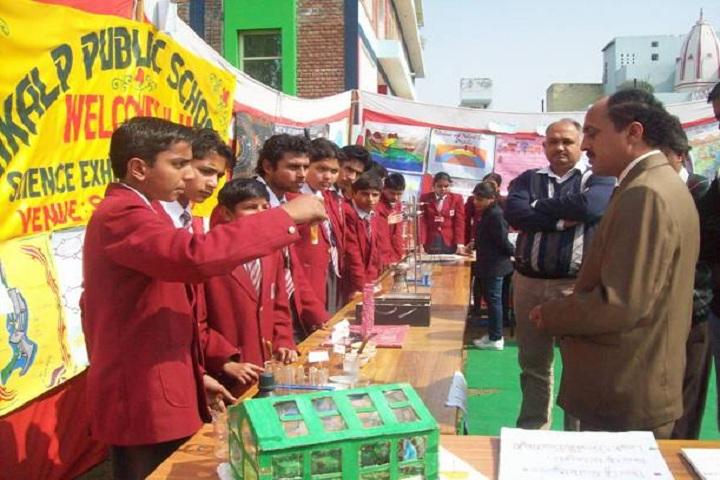 Vikalp Public High School-Science Exhibition