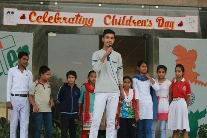 Vikas International School-Childrens Day