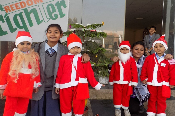 Vikas International School-Christmas Celebrations