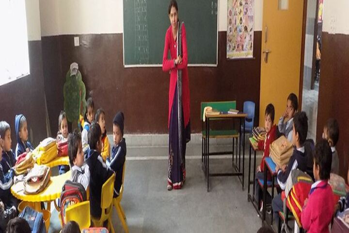 Vikas International School-Classroom