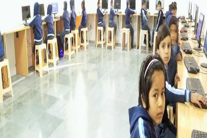 Vikas International School-Computer Lab