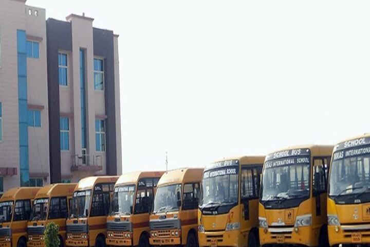 Vikas International School-Transport
