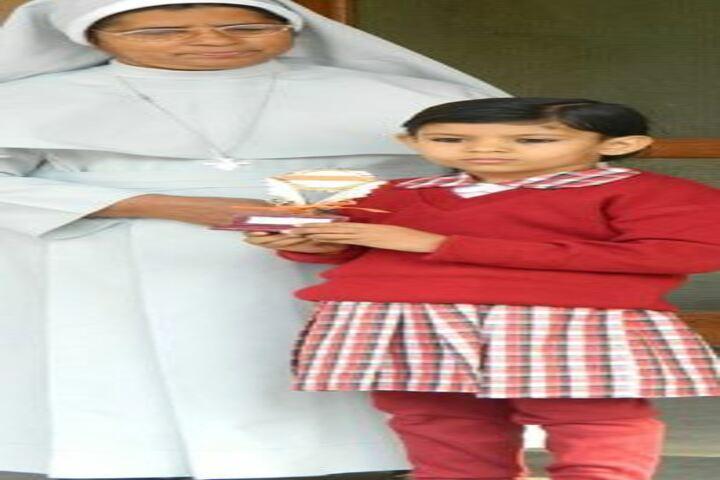 Vimal Hriday Convent School-Award