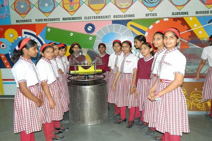 Vimal Hriday Convent School-Lab