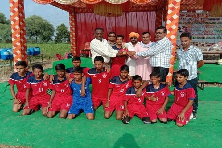 Vishwas Nav Sharda Public School-Achievement