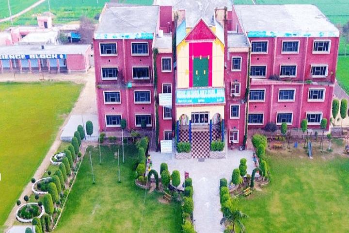 Vishwas Nav Sharda Public School-Campus View