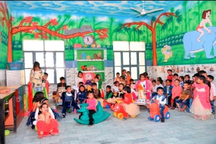 Vishwas Nav Sharda Public School-Junior Wing