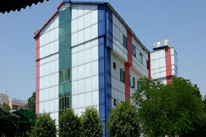 Vivekanand Global School-Campus View