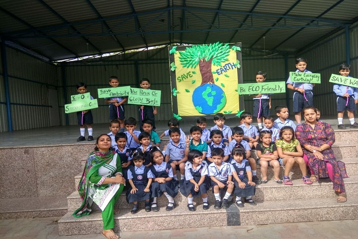 Vivekanand Global School-Earth Day