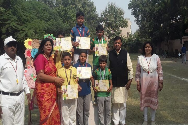 Vivekanand Global School-Achievement