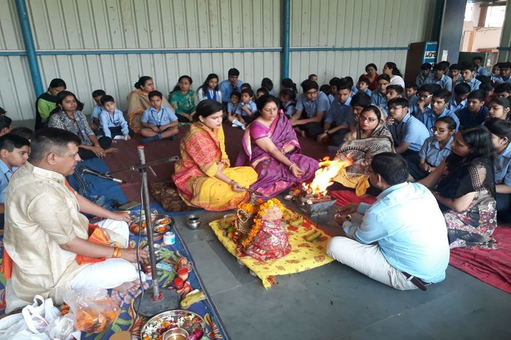 Vivekanand Global School-Hawan