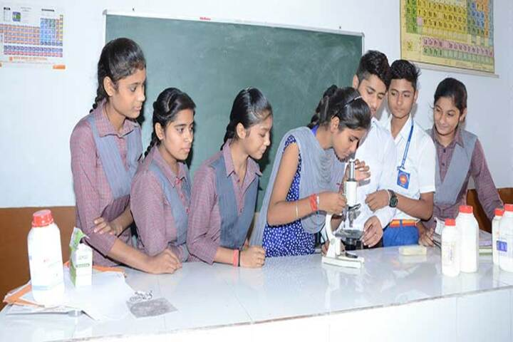 Vivekanand High School-Physics Lab