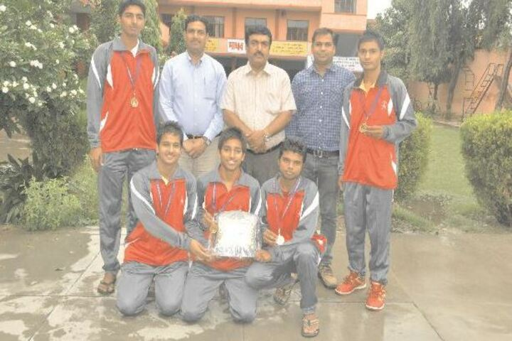 Vivekanand High School-Sports