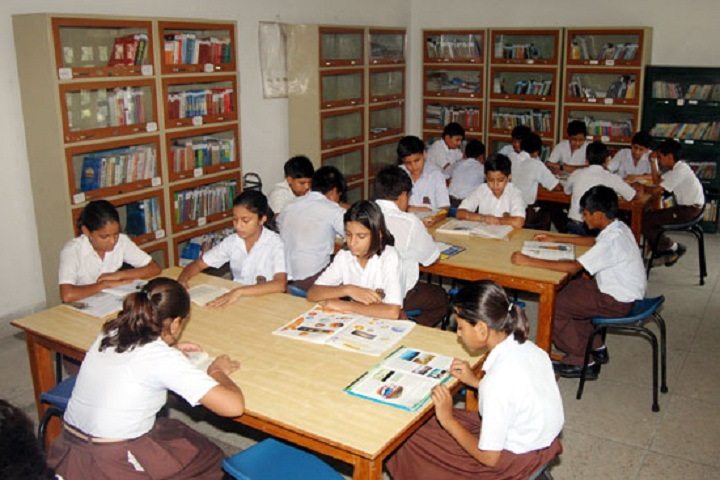 West Academy-Library