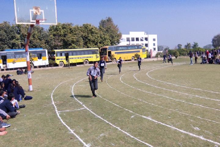 West Academy-Playground