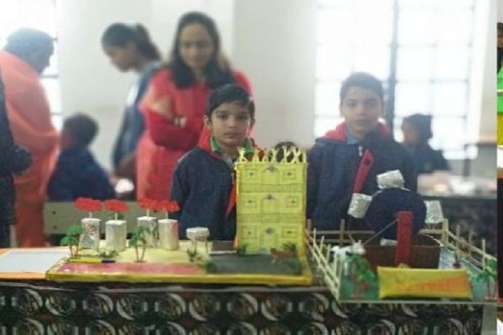 West Academy-Science Exhibition
