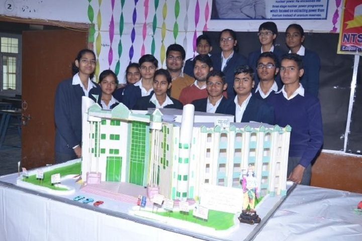 Yaduvanshi Shiksha Niketan- Science Exhibition
