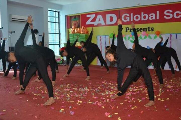 ZAD Global School-Aerobics