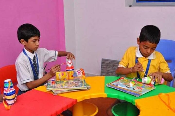 ZAD Global School-Arts and Crafts