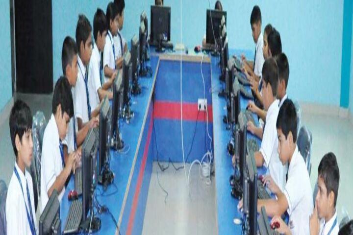 ZAD Global School-Computer Lab