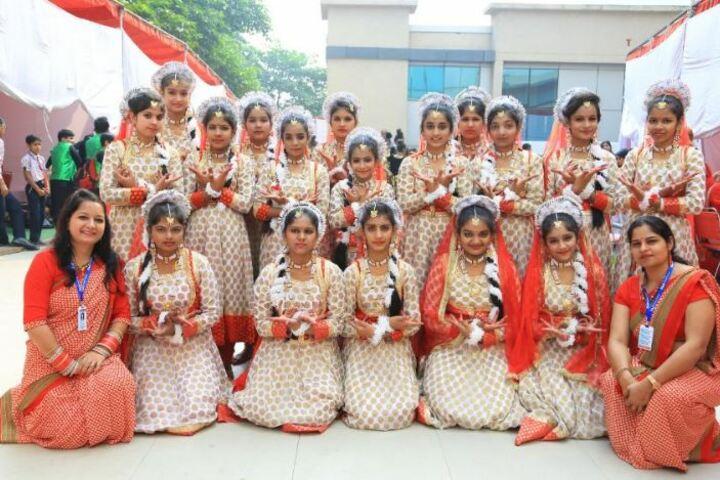 ZAD Global School-Cultural Dance
