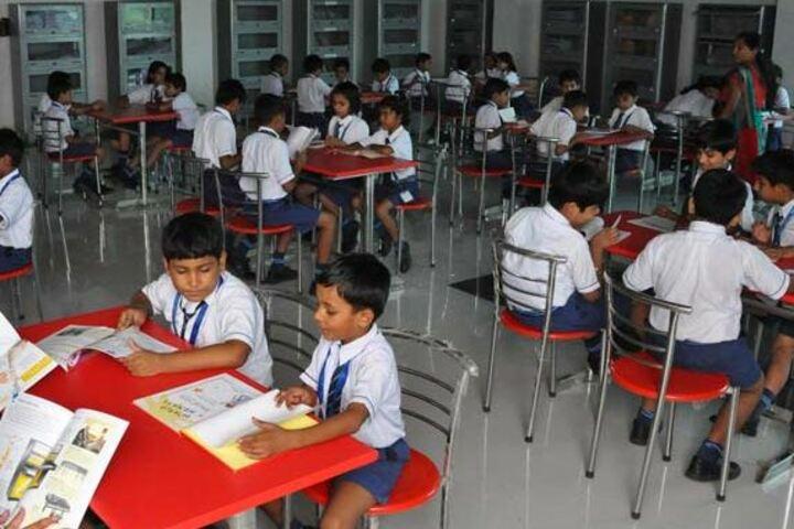 ZAD Global School-Library