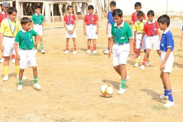 ZAD Global School-Sports