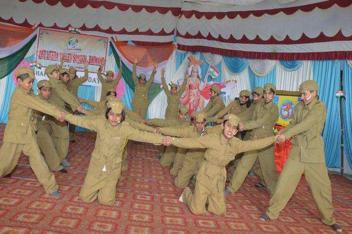 Zee Litera Valley School-Activity