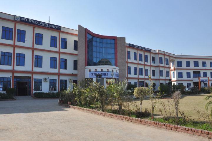 Zee Litera Valley School-Campus Area