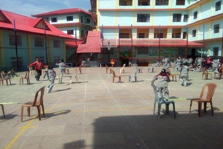 Aadhunik Public School-Play Area