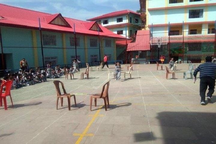 Aadhunik Public School-Games