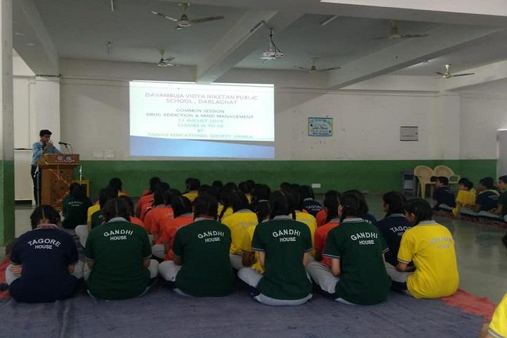 DAV Ambuja Vidya Niketan Public School-Class