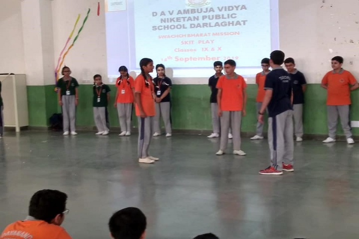 DAV Ambuja Vidya Niketan Public School-Dance-Room