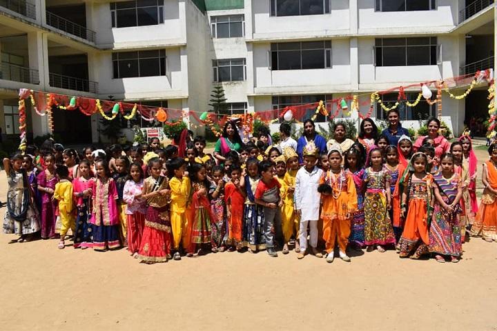 DAV Ambuja Vidya Niketan Public School-Festivals