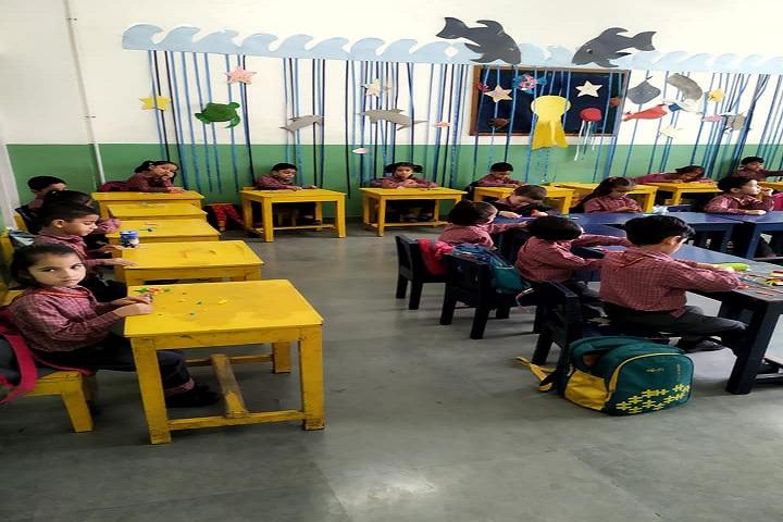 DAV Ambuja Vidya Niketan Public School-Kids-Class