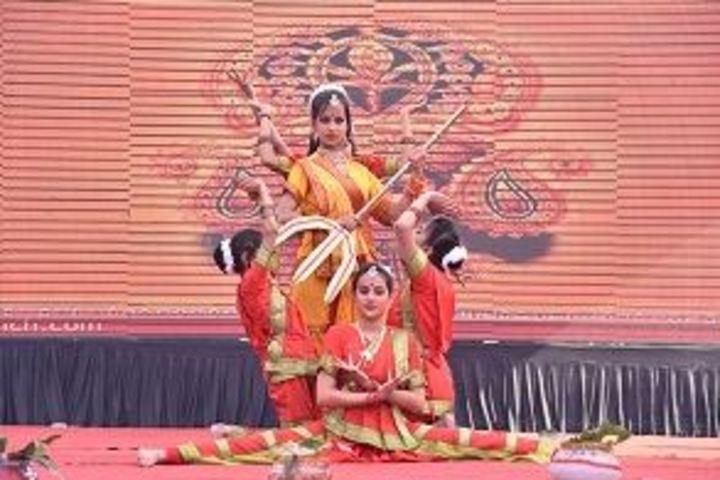 Amravati Vidyalaya-Dance