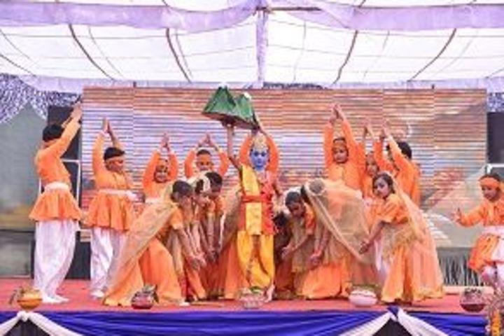 Amravati Vidyalaya-Drama
