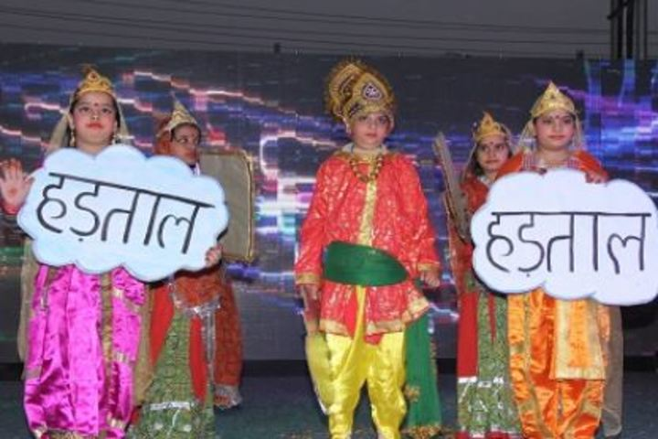 Amravati Vidyalaya-Fancy Dress