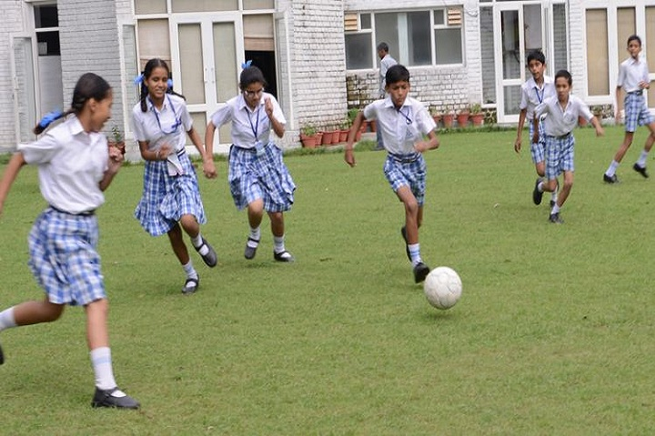 Anand School-Sports