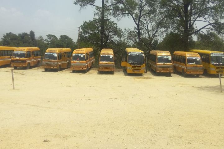 Anuradha Public Senior Secondary School-Transportation