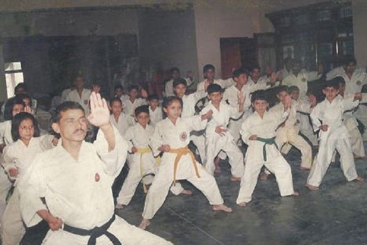 Archangel School-Karate