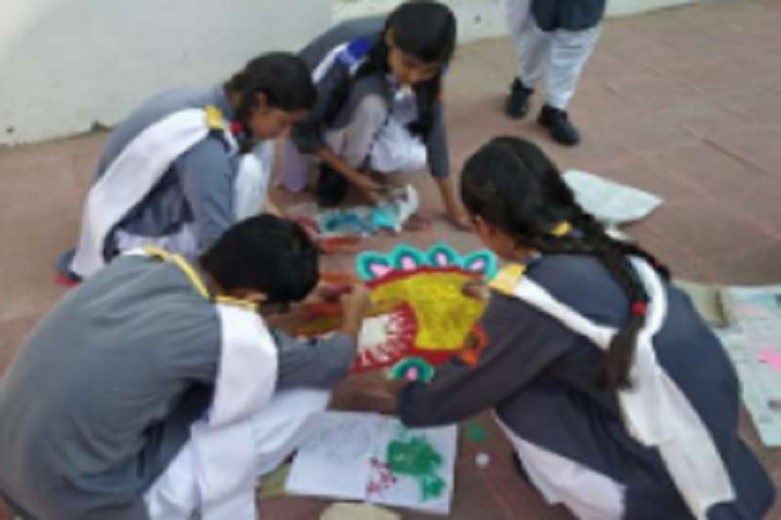 Army Public School-Arts and Crafts
