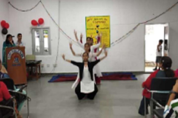 Army Public School-Dances