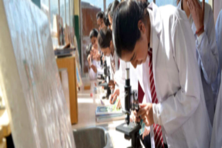 B L Central Public School-Physics Lab